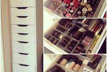 Makeup / Sminke stæsj