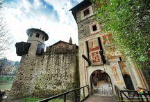 Borgo Medievale di Torino -Parco del Valentino