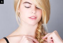Hairs and nails