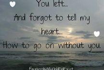 missing loved ones
