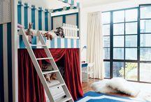 KIDS ROOM / Cool decor ideas of nurseries and kids room