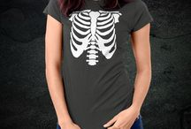 T-skjorter: Halloween
