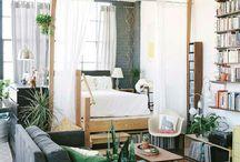 Small appartment room idea