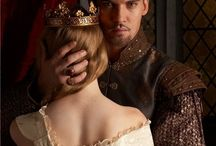 The Tudors | TV Series / An historical fiction television series  produced by American cable television channel Showtime. Set during the reign of Henry VIII of England and detailing the stories of each of Henry's six wives. This series ran for four seasons from 2007 to 2010. / by Tallis Amyra