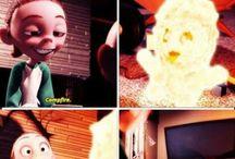 Pixar, Disney, and all that stuff!