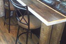 Bar i stuen