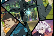 Anime - Darker than Black