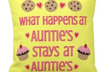 Being an auntie!