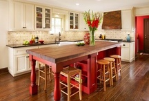 Happy Home - Kitchen / by Kristy Dunn