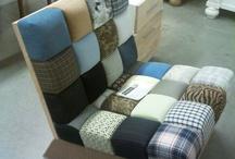 Chairs everywhere!!! Diy