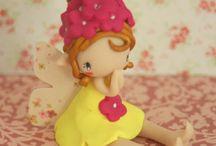 porcelanas muñecos