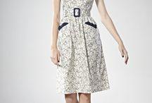 pattern ideas / dresses and pattern ideas