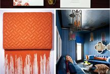 Color Inspiration / by Jessamyn Herbert
