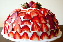 Strawberry Season  / Thank you Georgia Strawberry Farmers for sharing the harvest! bit.ly/SjLmAv / by Bluebird CSA.com