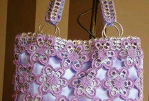 Soda pop tabs / Made with soda pop tabs