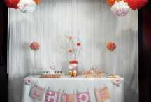 Glam Baby Shower / by Marla Alcorn