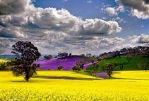 krajina a příroda