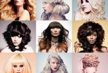 2013 hair trends / by Suzanne Lavery
