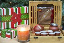 Our Christmas teas!!! / Santa Claus / Père Noël Les merveilles des fêtes Canne de Noël / sugar cane