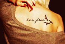 Pretty tatoo