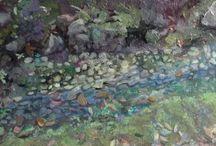 my paintings on Saatchi