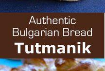 Bulgarian recepies