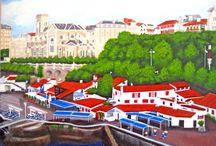 Pintura de Javier Úcar - 2013 / Pintura al óleo y acrílico