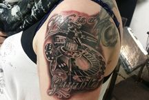 Coreline tattoo studio / tattoos
