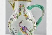 Glas, Porzellan, Keramik, Besteck / Inkl. Joseph Hoffmann
