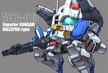 sd gundam art