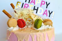 Gourmet Cakes / experimental and delectable cake combinations