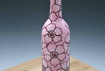 crafts - bottles / by Ruth Kalinka