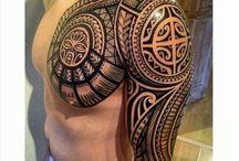 Polinezyjskie tatuaże