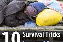 Lernen Survival Tipps & Tricks / Lernen Survival Tipps & Tricks für Preppper und Bushcraft
