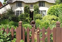 Idyllic country cottages
