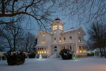 victorian houses / by Stacey Hollis