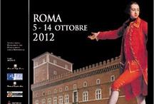 Manifestazione di Arte e Cultura a Roma