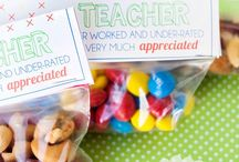 Teacher Appreciate Gift Ideas