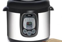 Pressure Cooker Recipes / by Jake Sadowsky