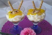 Pomysły na przepyszne desery / Nie wiesz, jaki deser przygotować dla swoich najbliższych lub znajomych? Tutaj znajdziesz odpowiedzi