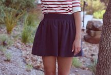 Spring-Summer Fashion / Spring/Summer Outfits I'd like to wear