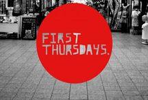 EVENT + First Thursdays