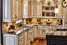 kitchen ideas / by Debi Rigg Bermel