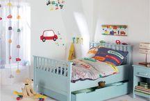 Coop's room