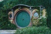 Door Quilt / by Betsy Treece