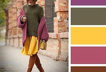 Colour in fashion