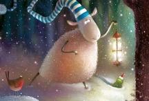 Illustration: Children's books