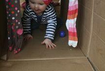 Toddler time  / by Karinne Ruckman