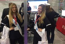 Exhibition Girls Staffing Agency London 2017