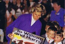 13 February 1990; Princess Diana visits The Welsh Porcelain Factory Ltd. in Maesteg, Mid Glamorgan, Wales / 13 February 1990; Princess Diana visits a Welsh Pottery Factory in Maesteg, Mid Glamorgan, Wales  #princessdiana
